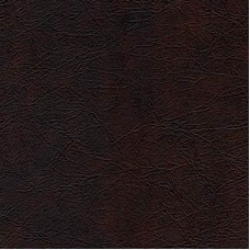 Dark Mocha Leather Tone Custom Table Pad Leaf