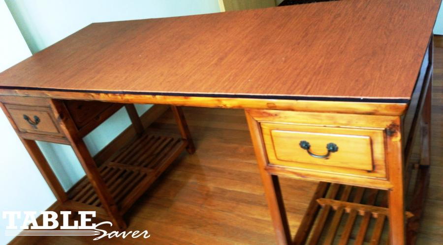 Chinese desk with Table Pad