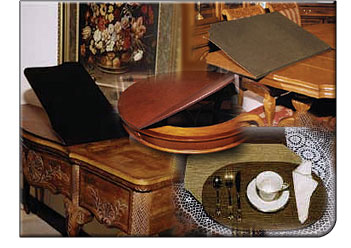 TablepadsDirect.com is your source for place mats, banquet table pads, dining table pads, and more.